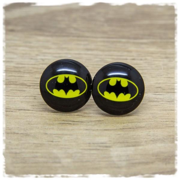 1 Paar Ohrstecker Batman