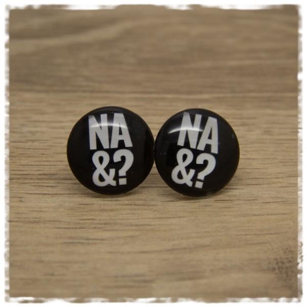 1 Paar Ohrstecker NA&?